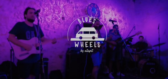 Blues On Wheels